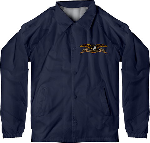 ANTI HERO STOCK EAGLE JACKET S-NAVY