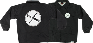 DIAMOND LIGHTNING COACHES JACKET S-BLK