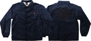 INDEPENDENT CHADWICK COACH WINDBREAKER M-NAVY