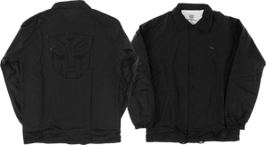 PRIMITIVE AUTOBOTS COACHES JACKET XL-BLACK