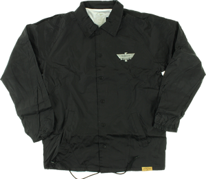 PRIMITIVE THUNDERBIRD COACHES JACKET XL-BLACK