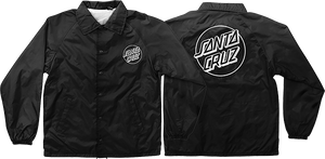SANTA CRUZ OPUS DOT WINDBREAKER L-BLACK