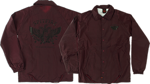 SPITFIRE DISHONOR JACKET L-MAROON