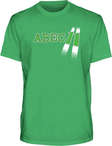 ABEC11 HIGHWAY LOGO SS XL-GREEN