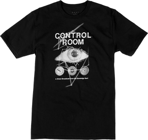ALIEN WORKSHOP CONTROL ROOM SS M-BLACK