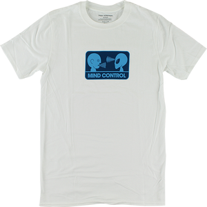 ALIEN WORKSHOP MIND CONTROL SS XL-WHITE