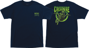 CREATURE COFFIN RIDERS SS S-NAVY