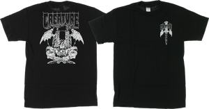 CREATURE PLAGUE SS L-BLACK