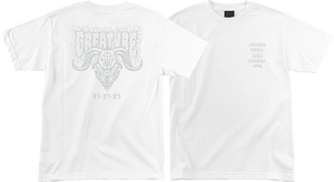 CREATURE STAAG SS M-WHITE