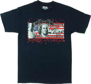 DGK AMERICAN DREAM BILL SS XL-NAVY