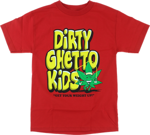 DGK WEIGHT SS S-RED