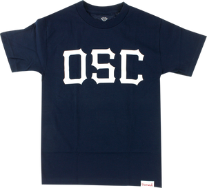 DIAMOND DSC SS M-NAVY/WHT