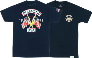DIAMOND DIAMOND USA SS S-NAVY