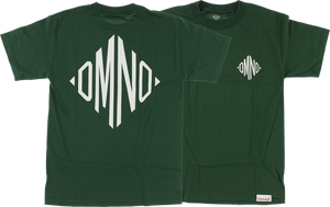 DIAMOND MONOGRAM SS M-HUNTER GRN