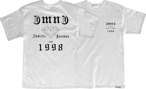 DIAMOND SKATE LIFE SS XXL-WHITE