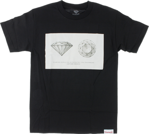 DIAMOND TRADEMARK SS M-BLACK
