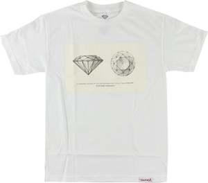 DIAMOND TRADEMARK SS XXL-WHITE