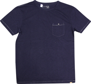 ENJ PICK POCKET SS XL MIDNIGHT BLUE pocket tee