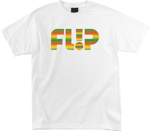 FLIP ODYSSEY FADED SS L-WHITE