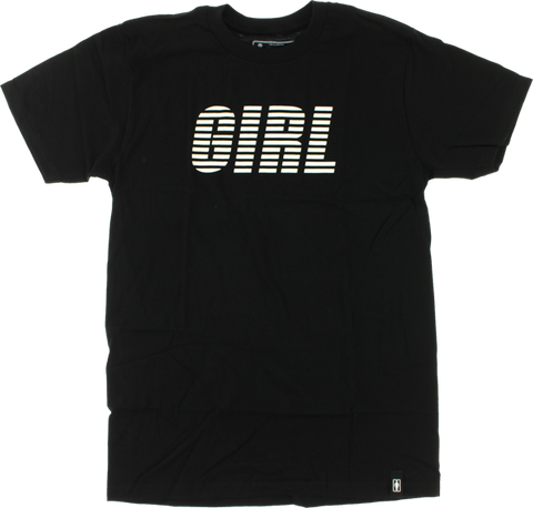 GIRL SPIRIT SS S-BLACK