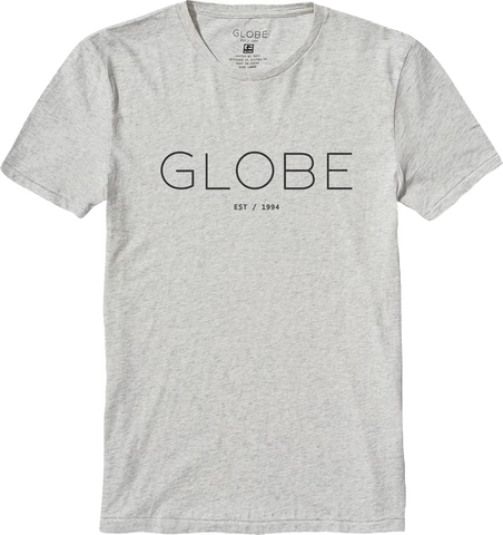 GLOBE PHASE SS M-GREY MARBLE