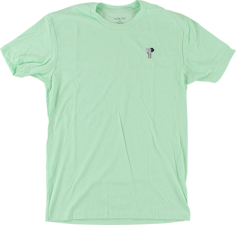 HABITAT ELEPHANT EMBROIDERED SS S-MINT