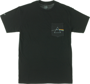 HAB/PINK FLOYD DARK SIDE  POCKET SS S-BLACK
