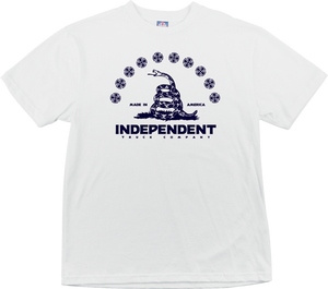 INDE REPUBLIC SS S-WHITE