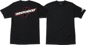 INDEPENDENT SLANT BTG FILL SS M-BLACK