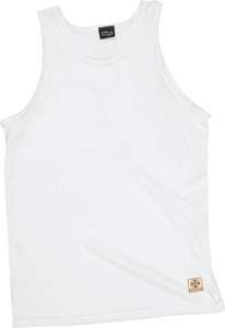 INDE NBT TANK-TOP S-WHITE