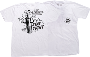 KNOX STAY TIGHT SS XL-WHITE