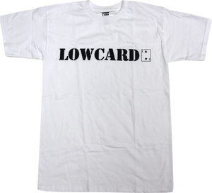 LOWCARD STANDARD SS S-WHITE