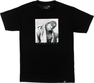 PRIMITIVE BIGGIE RAIDERS SS S-BLACK