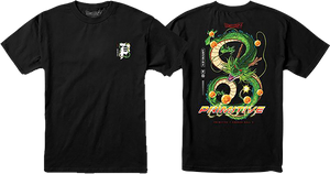 PRIMITIVE SKATEBOARD DBZ SHENRON DIRTY P SS XL-BLACK