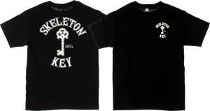 SKELETON KEY BRANDED KEY SS XL-BLACK