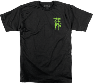 ZERO BLOOD STACKED SS XL-BLACK