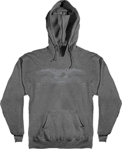 ANTI HERO BASIC EAGLE HD/SWT XL-GUNMETAL/GREY