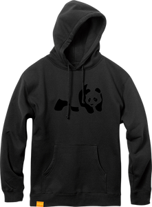 ENJOI PANDA FLOCKING HD/SWT L-BLACK