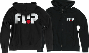 FLIP ODYSSEY ZIP HD/SWT XL-BLACK