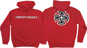 INDEPENDENT BAR/CROSS HD/SWT XL-RED