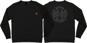 INDEPENDENT SUB CREW/SWT XL-BLACK
