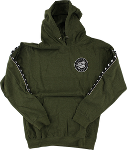 SANTA CRUZ SPANGLE HD/SWT L-ARMY HEATHER