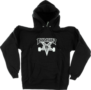 THRASHER SKATEGOAT HD/SWT L-BLACK
