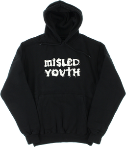 ZERO MISLEAD YOUTH ADULT HD/SWT L-BLACK