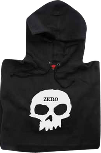 ZERO SKULL HD/SWT XL-BLACK