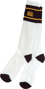 ANTI HERO EAGLESUP CALF SOCKS WHT/BLU/YEL 1 pair