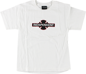 INDEPENDENT OGBC YTH SS S-WHITE
