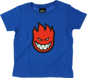 SF BIGHEAD FILL TODDLER SS 3T-ROYAL/RED