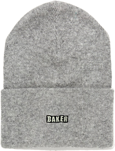 BAKER CHICO BEANIE HEATHER GREY