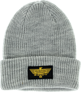PRIMITIVE THUNDERBIRD BEANIE ATHLETIC HEATHER